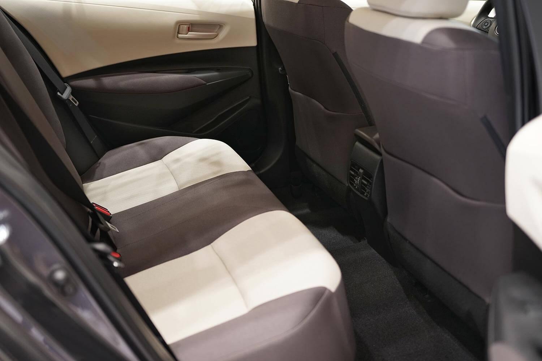 Interior Image for  TOYOTA COROLLA XLI 2020