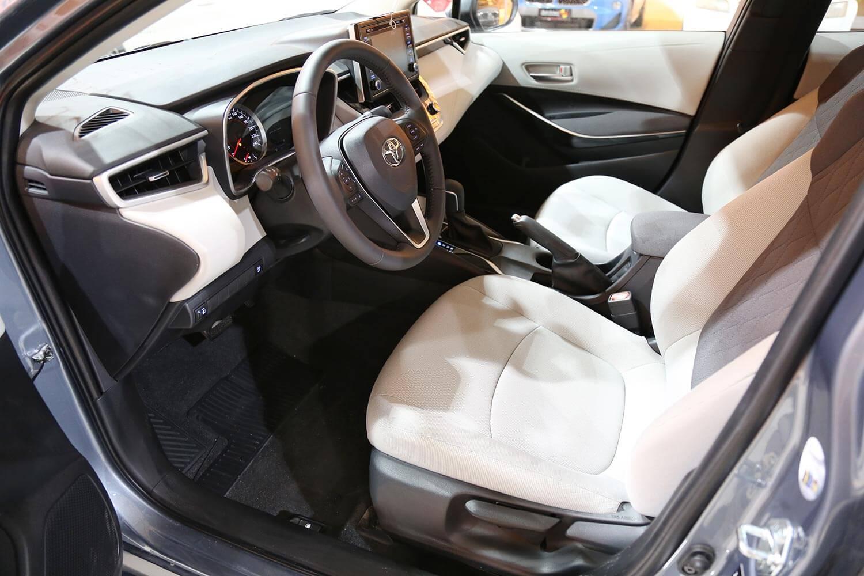 Interior Image for  TOYOTA COROLLA GLI 2020