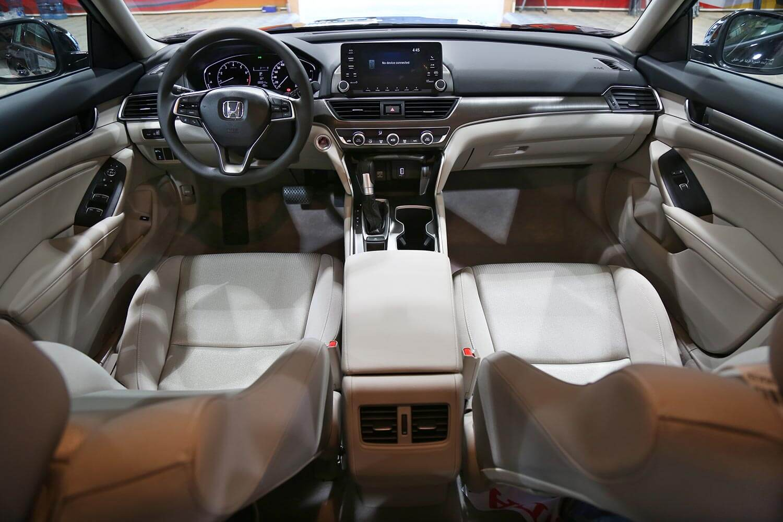 Interior Image for  HONDA Accord LX 2020