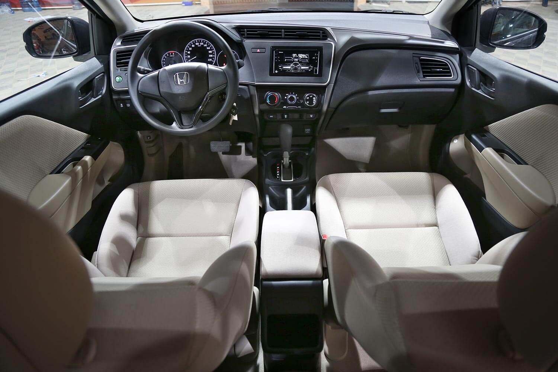 Interior Image for  HONDA CITY DX 2020