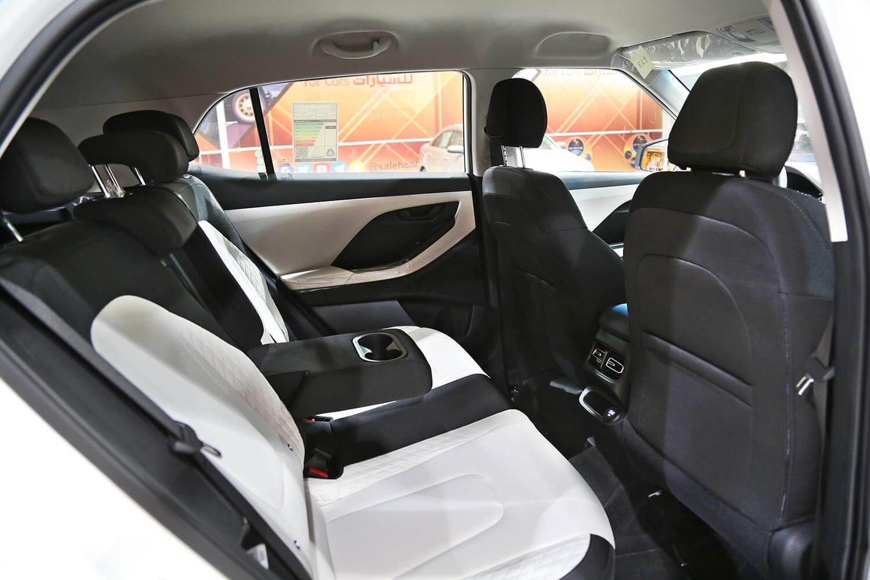 صورة داخلية للسيارة  هيونداي كريتا SMART 2021