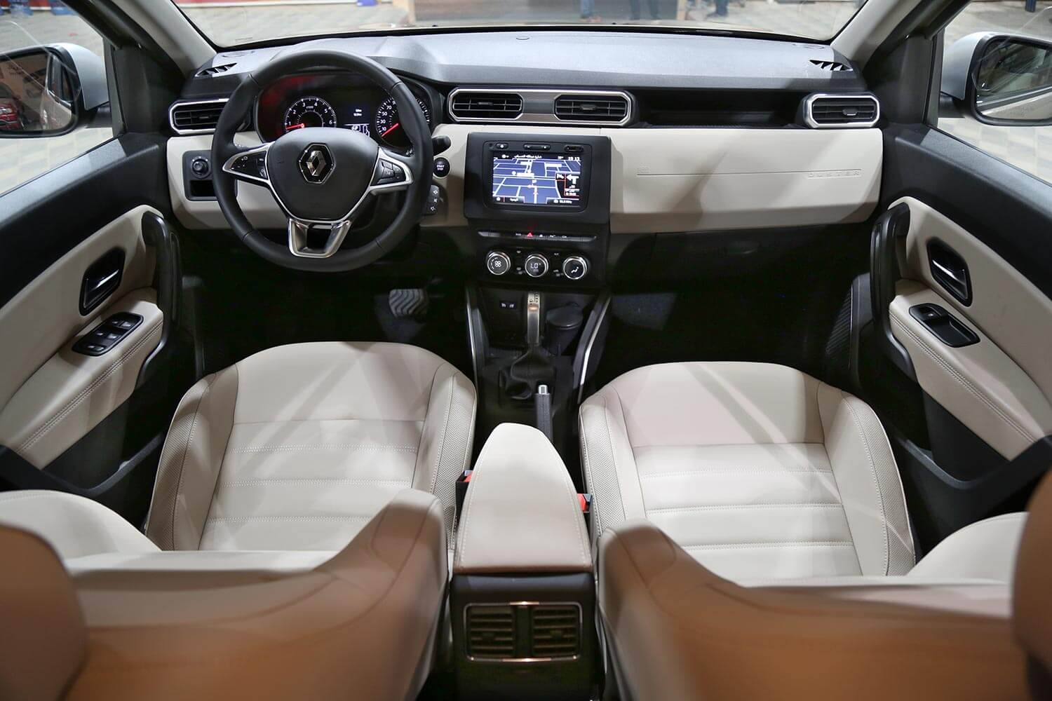 Interior Image for  RENAULT DUSTER LE 2021