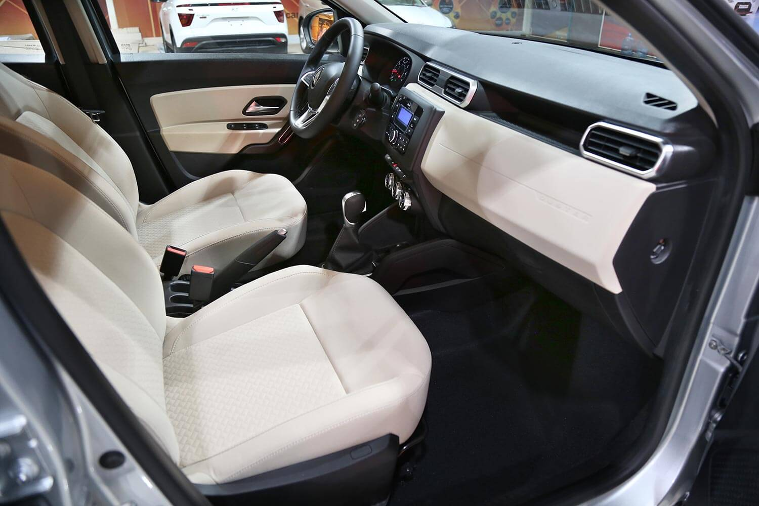 Interior Image for  RENAULT DUSTER SE 4X4 2020