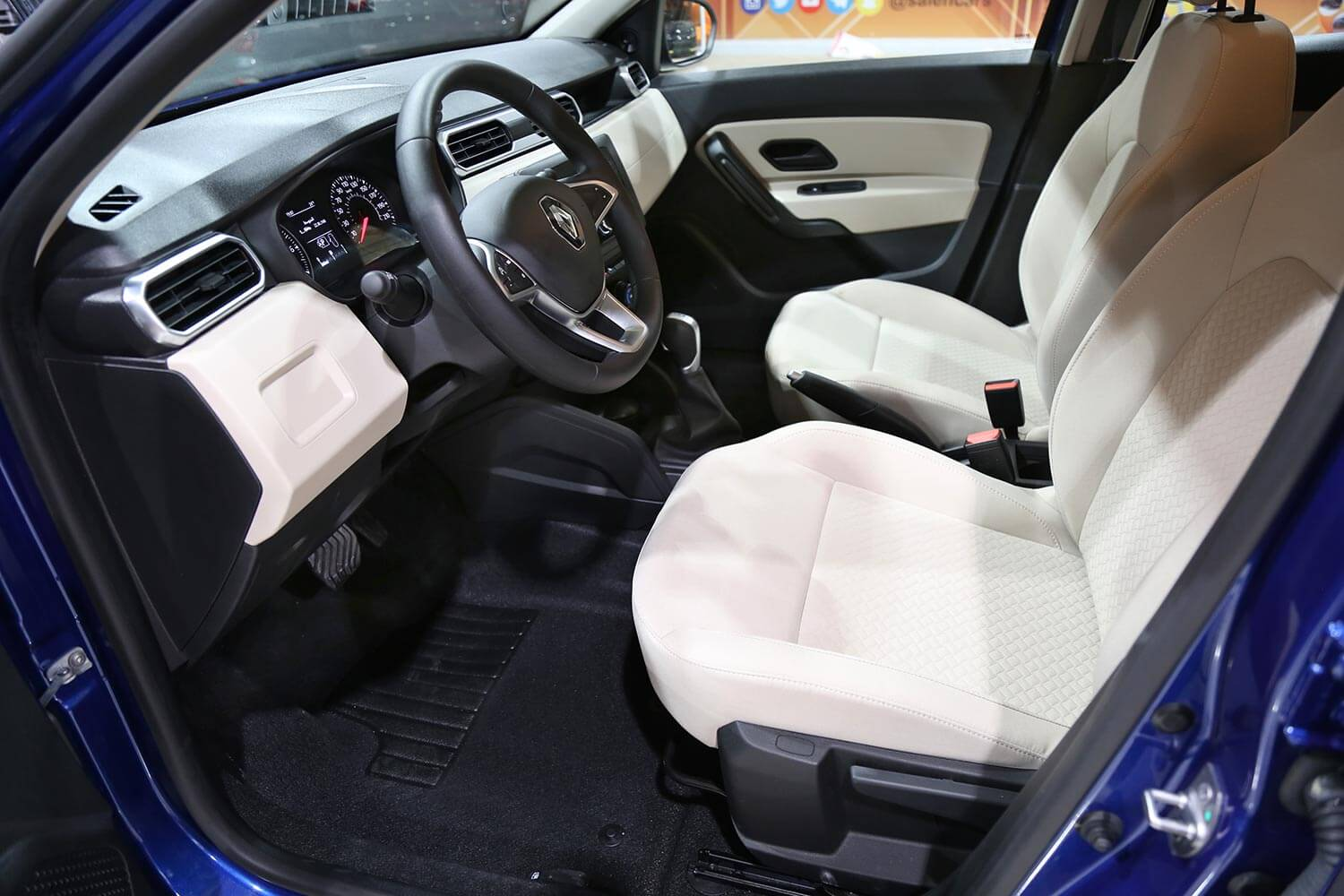 Interior Image for  RENAULT DUSTER PE 2021