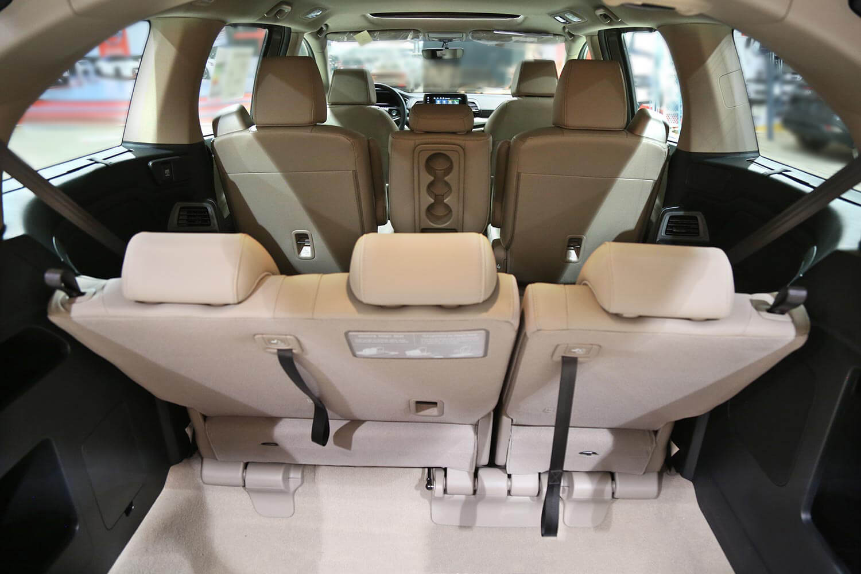 Interior Image for  HONDA ODYSSEY EX-L 2020