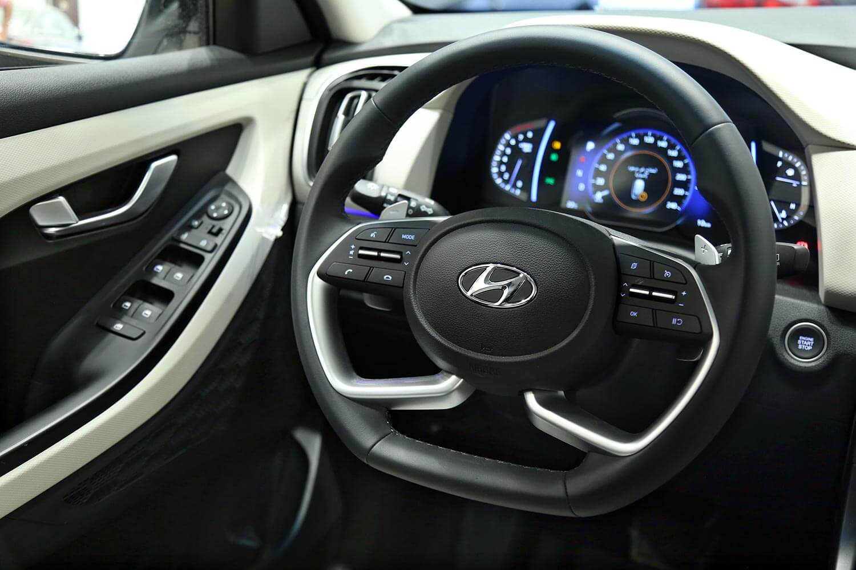 Interior Image for  HYUNDAI CRETA GL 2WD - MID 2021