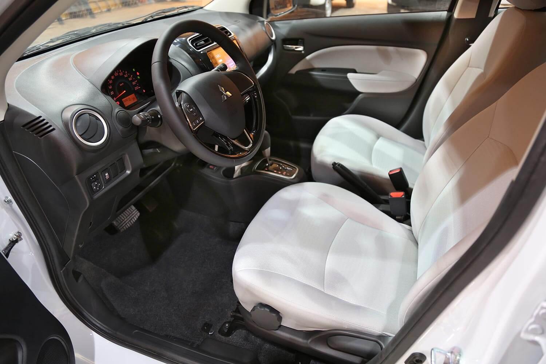 Interior Image for  MITSUBISHI Attrage GLS 2021