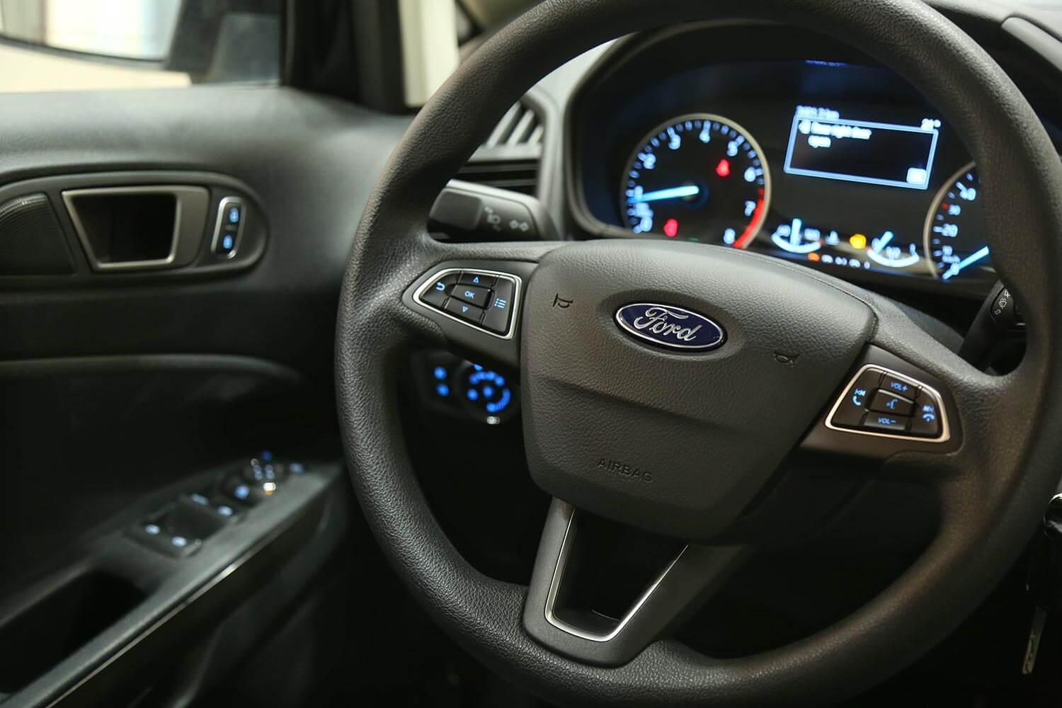 Interior Image for  FORD ECO SPORT TREND 2020