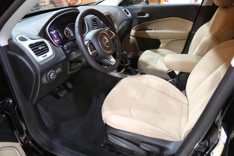 Interior Image for  Jeep Compass Longitude - PLUS 2021