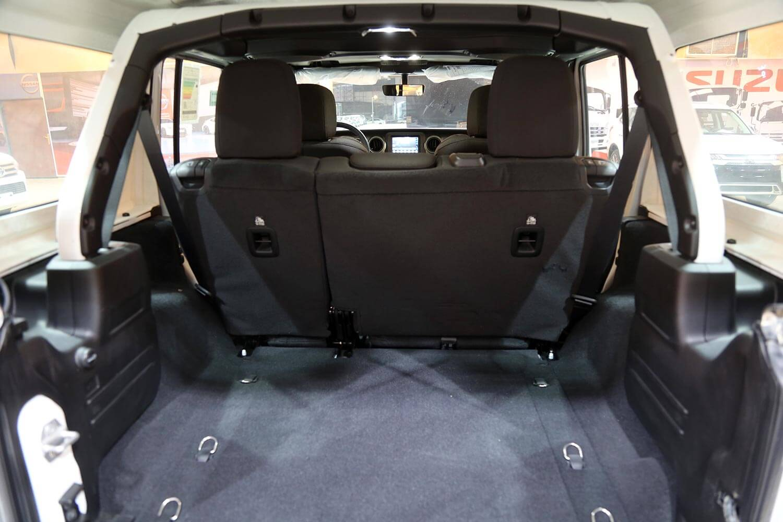 Interior Image for  Jeep Wrangler SPORT 2020
