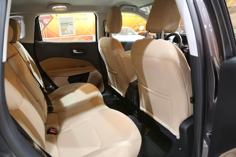Interior Image for  Jeep Compass Longitude 2021