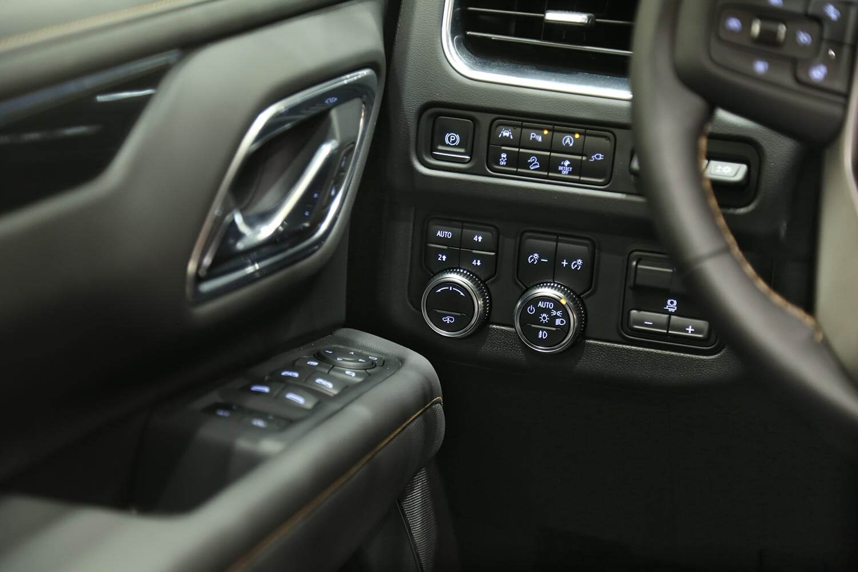 Interior Image for  GMC YUKON AT4 2021