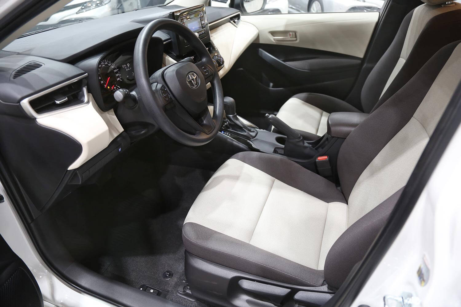 Interior Image for  TOYOTA COROLLA XLI 2021