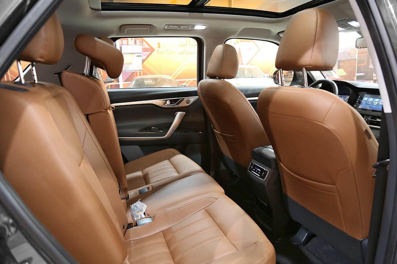 Interior Image for  CHANGAN CS95 Classic 2021