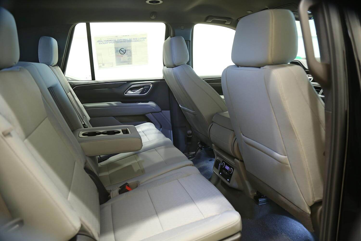 Interior Image for  CHEVROLET TAHOE LS 2021