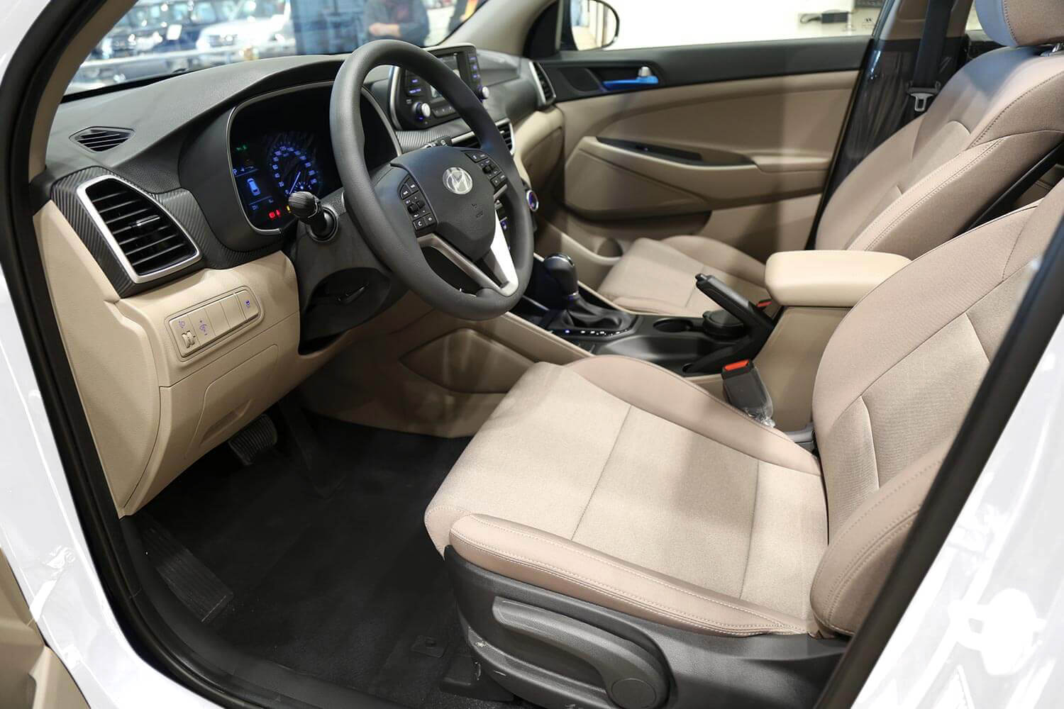 Interior Image for  HYUNDAI TUCSON GDI 2021
