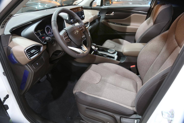 Interior Image for  HYUNDAI SANTAFE Smart 2021
