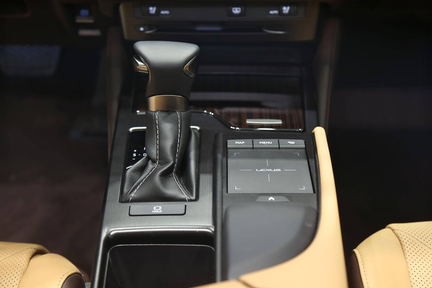 Interior Image for  LEXUS ES350 CC 2021