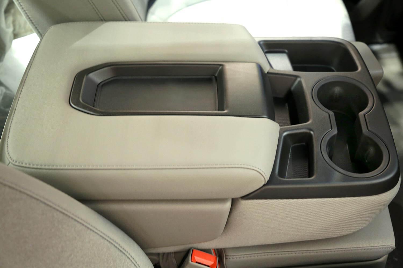 Interior Image for  GMC SIERRA Four wheel drive - Regular Cap 2021