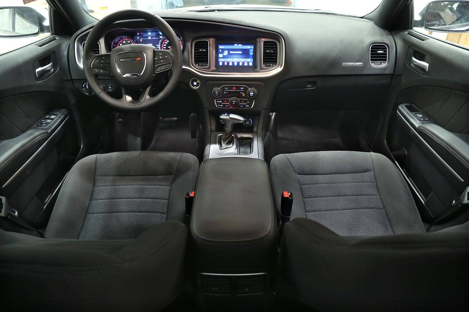 Interior Image for  DODGE Charger SXT - A 2020