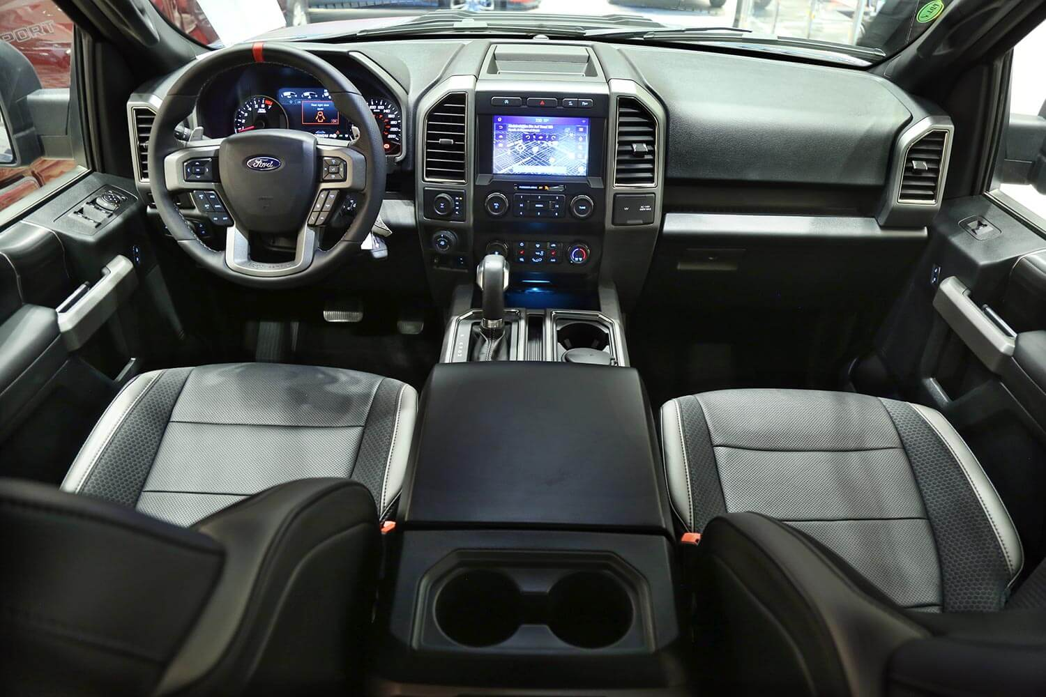 Interior Image for  FORD F150 Raptor 2020