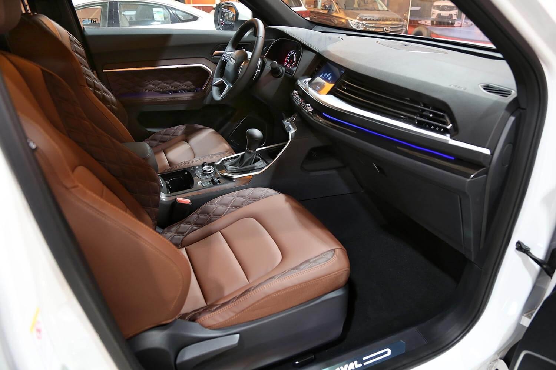 صورة داخلية للسيارة  هافال H6 انتلجنت 2021