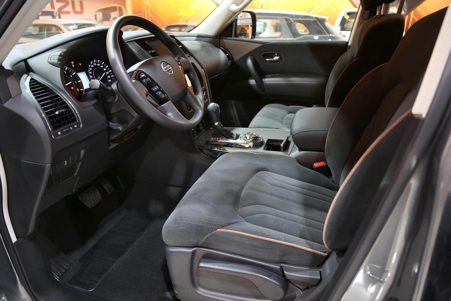 Interior Image for  NISSAN PATROL XE 2021