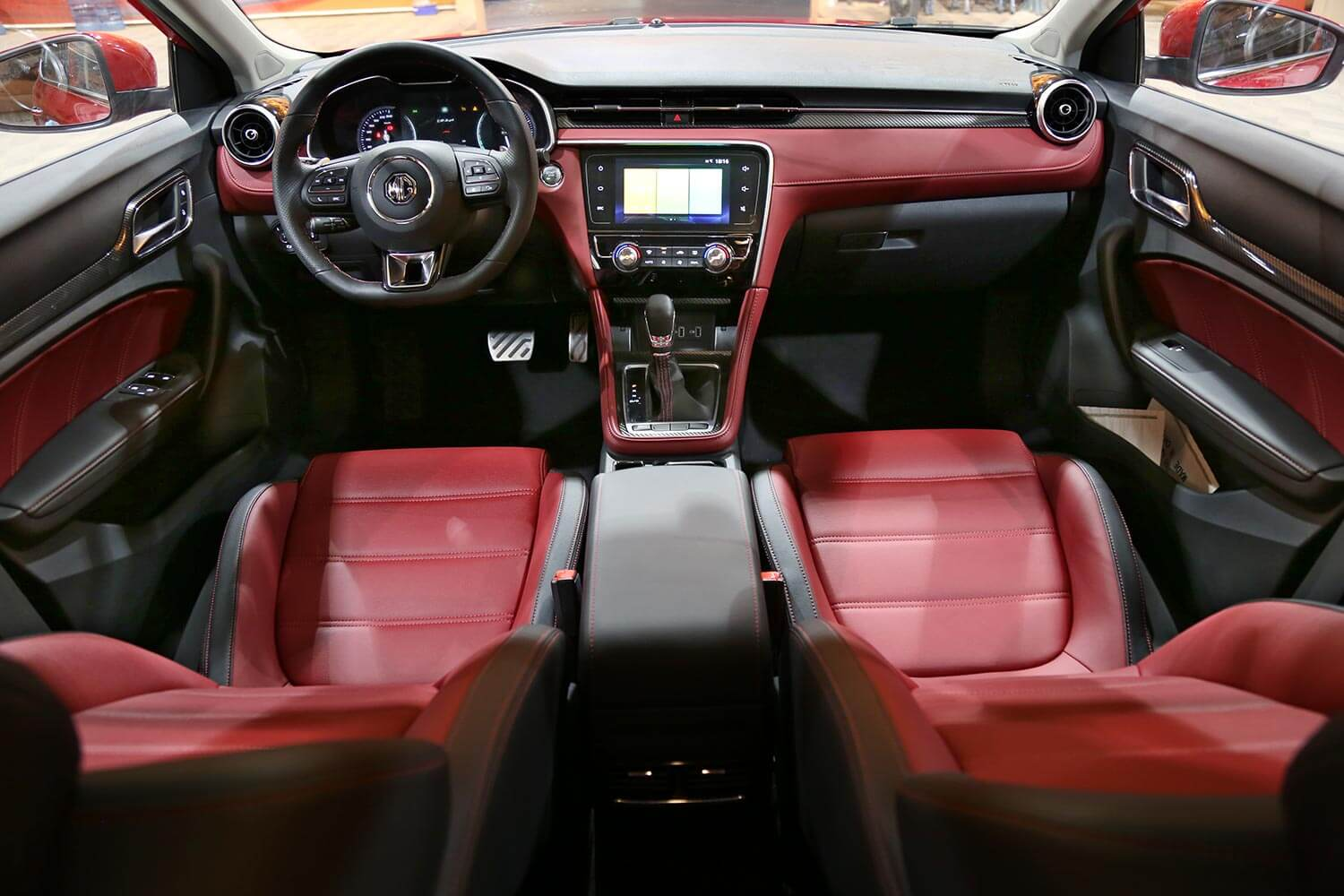 Interior Image for  MG 6 LUX 2021