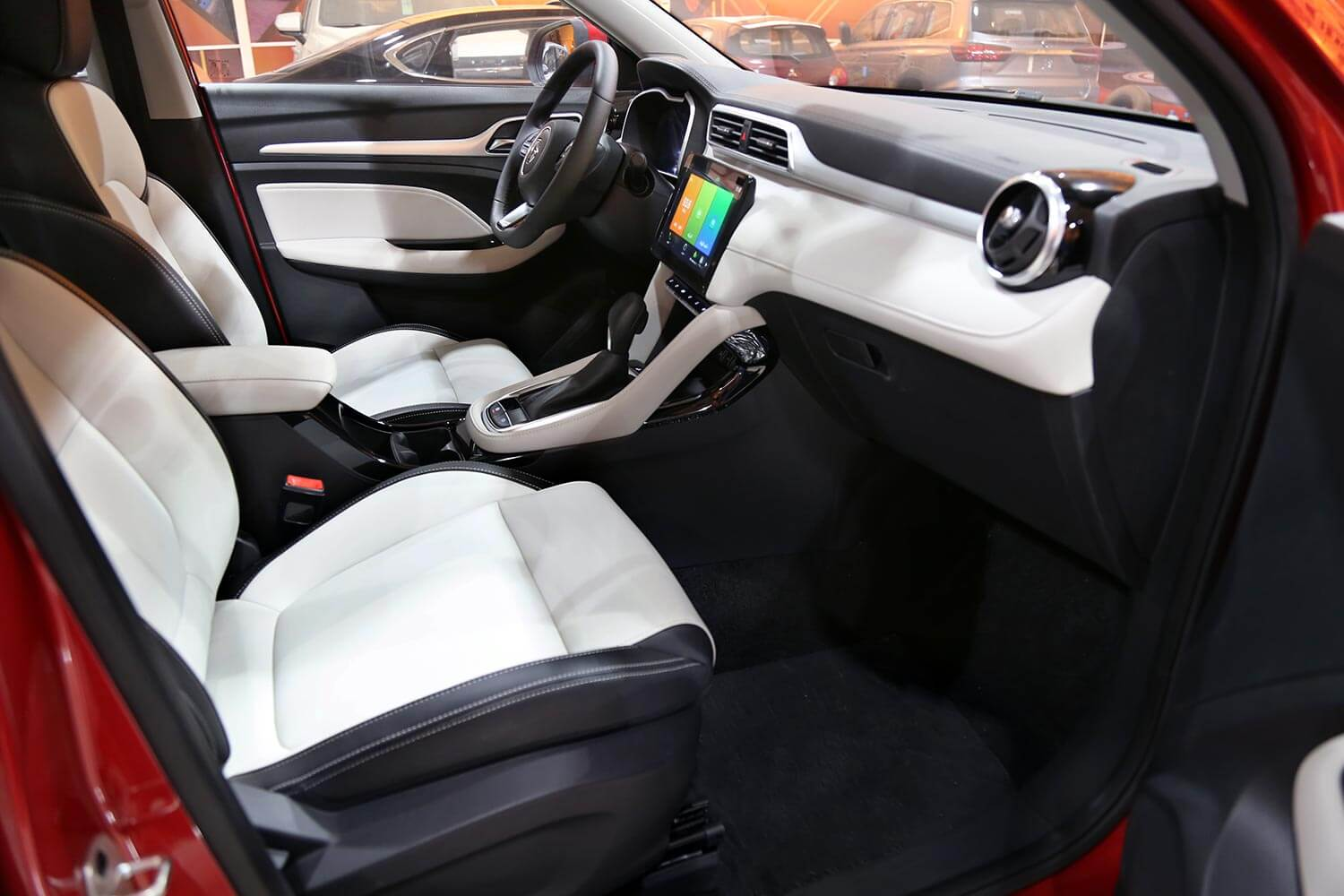 Interior Image for  MG ZS LUX 2021