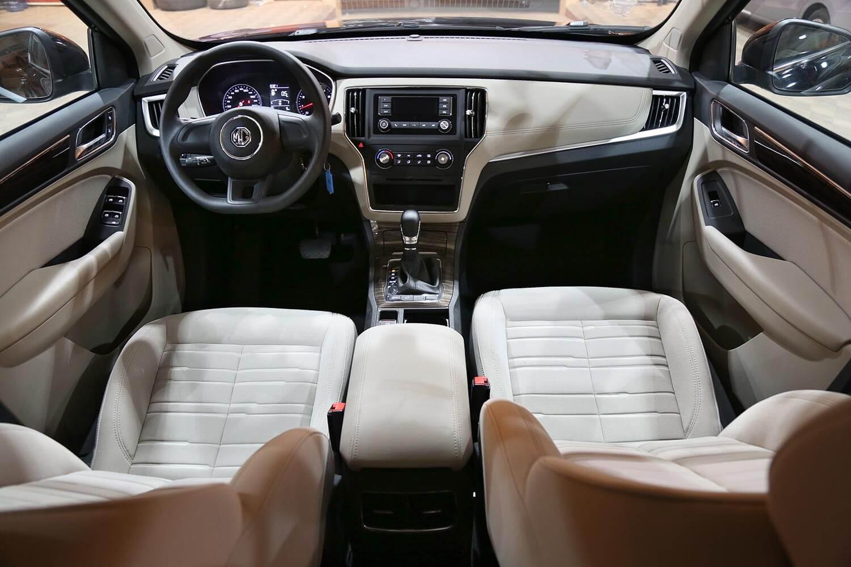 Interior Image for  MG RX5 STD 2021