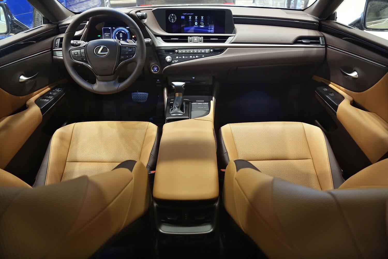 Interior Image for  LEXUS ES300 Hybrid 2021