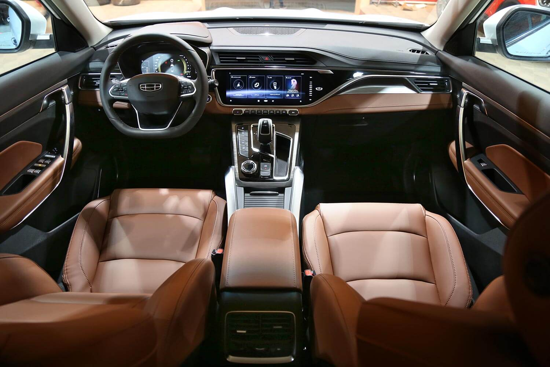 Interior Image for  GEELY AZKARRA GL 2021