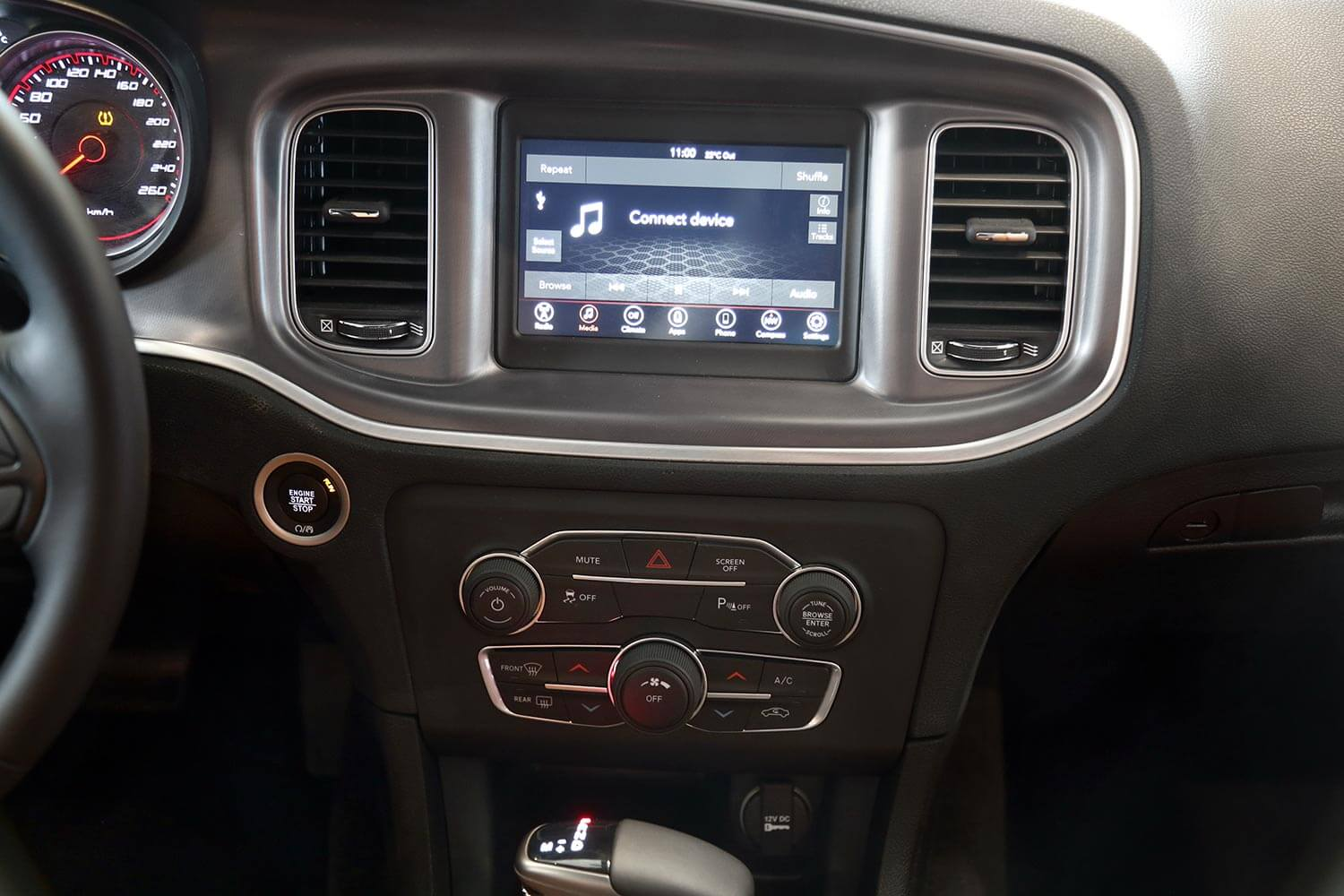 Interior Image for  DODGE Charger SXT - A 2021