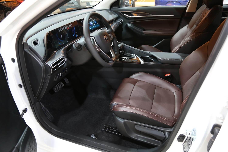 Interior Image for  CHANGAN EADO - PLUS Trend 2022
