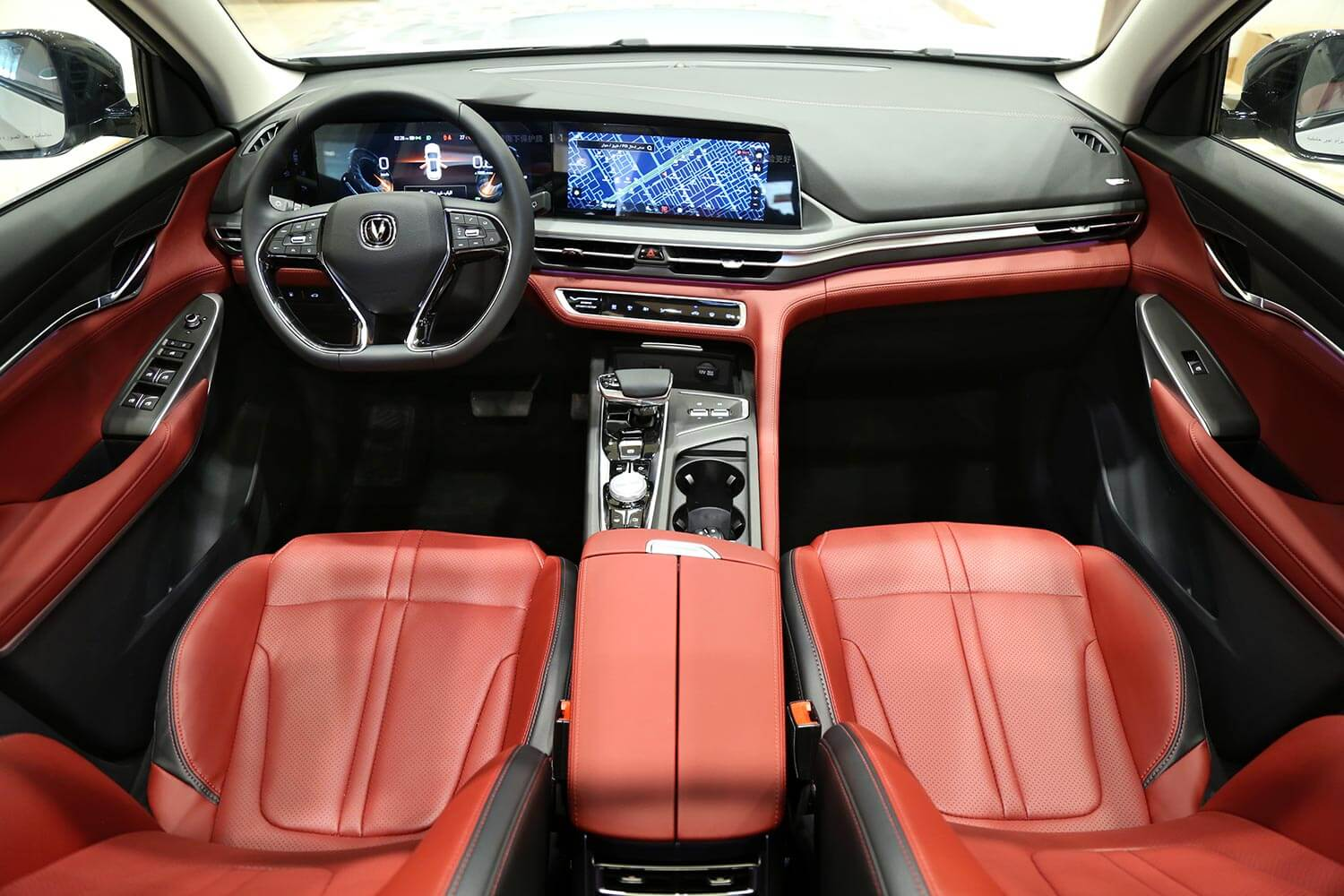 Interior Image for  CHANGAN CS75 PLUS Limited 2022