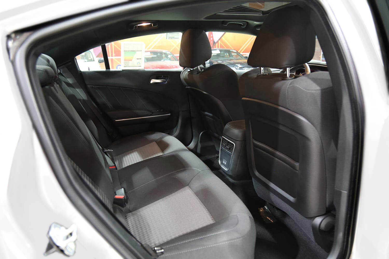 Interior Image for  DODGE Charger GT 2021