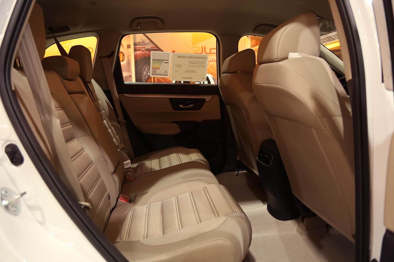 Interior Image for  HONDA CRV DX 2021