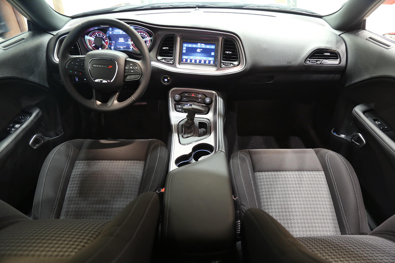 Interior Image for  DODGE Challenger Sxt 2021