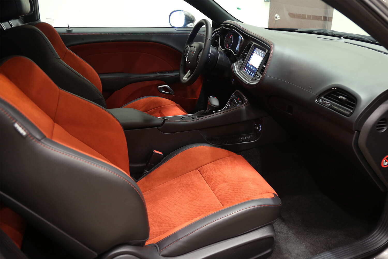 Interior Image for  DODGE Challenger GT 2021