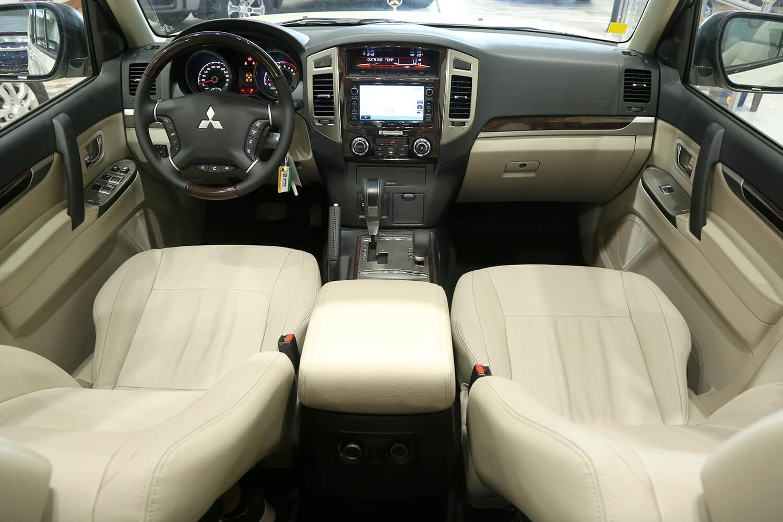 Interior Image for  MITSUBISHI Pajero GLS 2022