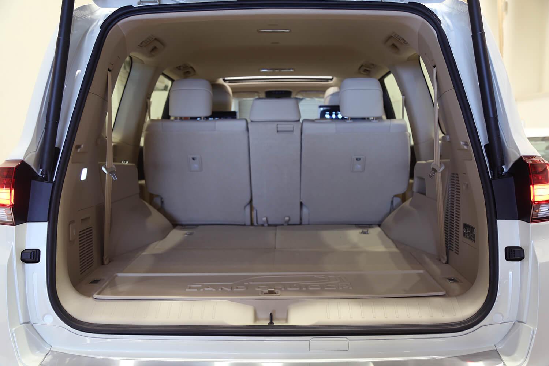 Interior Image for  TOYOTA LAND CRUISER GX-R 2022