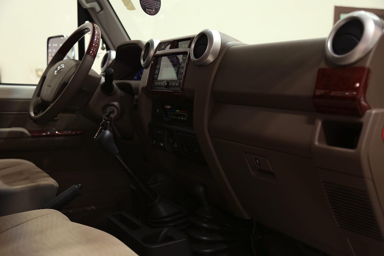Interior Image for  TOYOTA شاص Lx 2021
