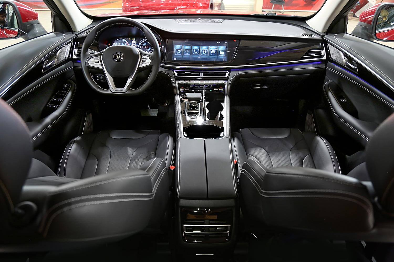 Interior Image for  CHANGAN CS85 Limited 2022