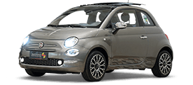 FIAT 500 Leather hatchback 2020
