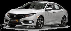 HONDA CIVIC LX SPORT 2020