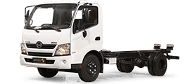 HINO Chassis Trucks300 714XZU10L 2020