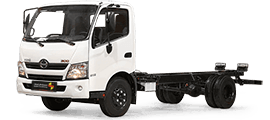 HINO Chassis Trucks300 816XZU720 2020
