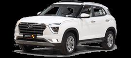 هيونداي كريتا GL 2WD - MID 2021