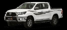 TOYOTA HILUX S-GLX diesel automatic ...