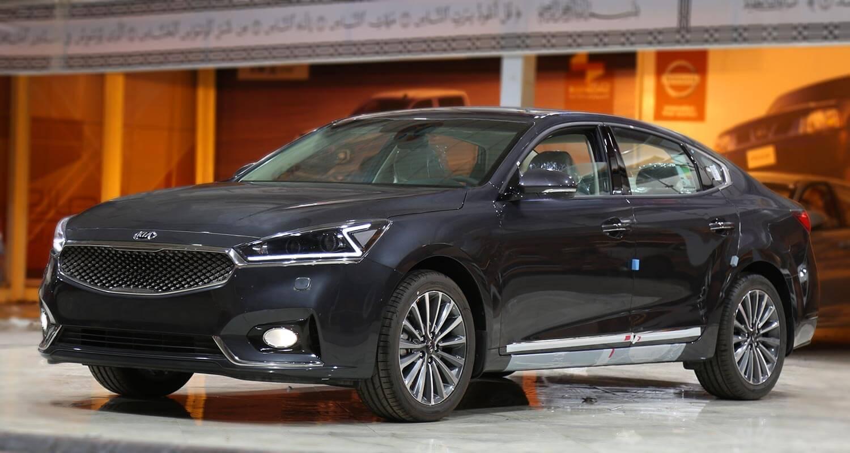 Saleh Group For Cars Kia Cadenza Lx 2020